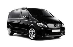 Mercedes Van 7 passenger