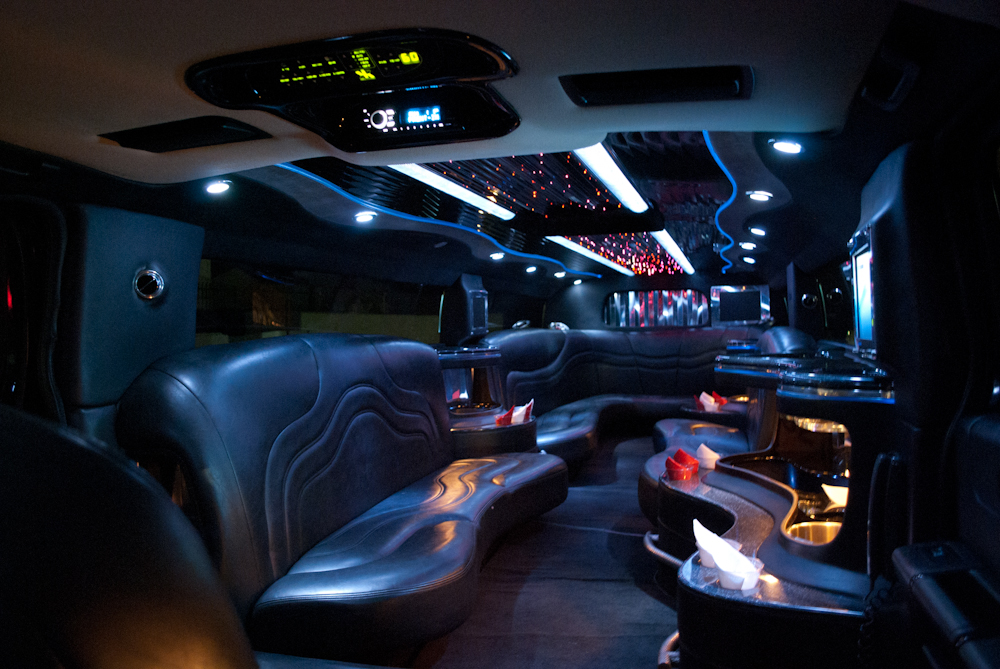 Ford Party Limo Bus