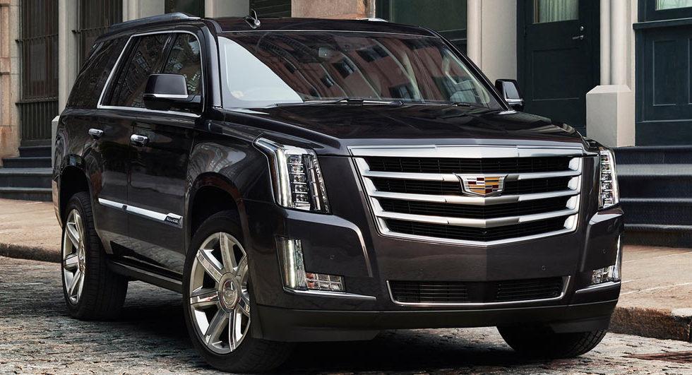 Cadillac-Escalade- SUV
